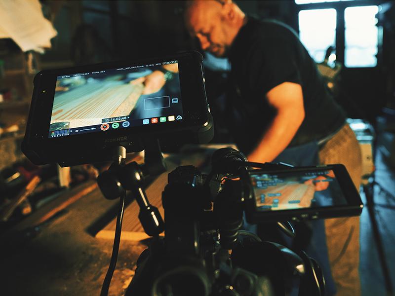 Thomas Fabry - Filmemacher.Referent